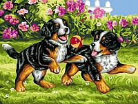 Картина по номерам Picasso Игра в мяч (PC3040036) -
