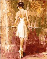 Картина по номерам Picasso Балерина у станка (PC4050008) -