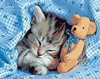 Картина по номерам Picasso Сладкий сон (PC4050066) -