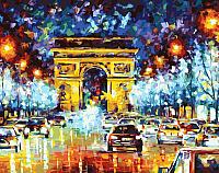 Картина по номерам Picasso Триумфальная арка (PC4050077) -