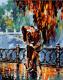 Картина по номерам Picasso Страстный поцелуй (PC4050099) -