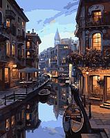 Картина по номерам Picasso Венецианский канал (PC4050144) -
