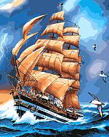 Картина по номерам Picasso В борьбе со стихией (PC4050154) -