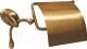 Держатель для туалетной бумаги Etrusca Retro 8554/55 -