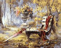 Картина по номерам Picasso Осень в парке (PC4050164) -