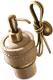 Дозатор жидкого мыла Etrusca Nodo Scorsoio 1852/d/63 -