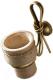 Стакан для зубных щеток Etrusca Nodo Scorsoio 1851/63 -