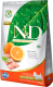 Корм для собак Farmina N&D Grain Free Codfish & Orange Adult Mini (2.5кг) -
