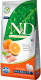 Корм для собак Farmina N&D Grain Free Codfish & Orange Adult Maxi (12кг) -