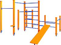 Игровой комплекс Start Line Fitness №2 (7002) -