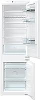 Холодильник с морозильником Gorenje NRKI4181E1 -
