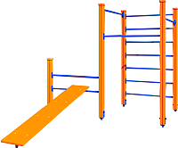 Игровой комплекс Start Line Fitness №6 (7006) -