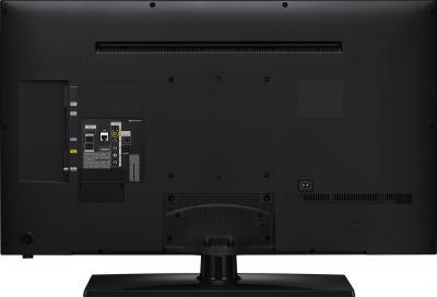Телевизор Samsung UE39F5020AW - вид сзади