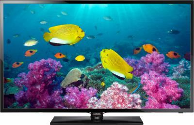 Телевизор Samsung UE39F5000AWXRU - вид спереди