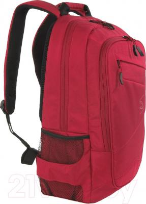 Рюкзак для ноутбука Tucano Lato Backpack Red (BLABK-R) - вид сбоку