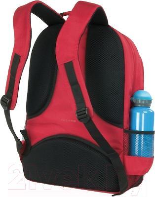 Рюкзак для ноутбука Tucano Lato Backpack Red (BLABK-R) - вид сзади
