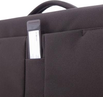 Кейс для ноутбука Samsonite Cordoba Duo Brown (V93-03018) - скрытая бирка
