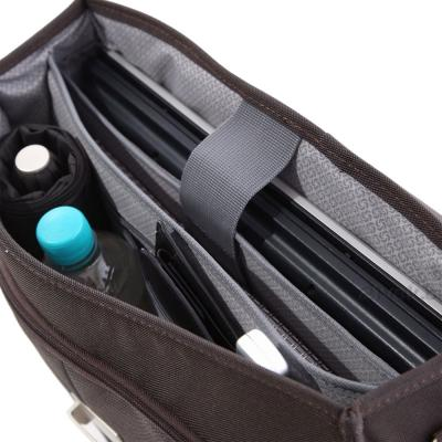 Кейс для ноутбука Samsonite Cordoba Duo Brown (V93-03018) - вид изнутри