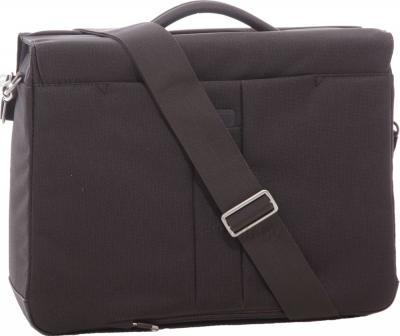 Кейс для ноутбука Samsonite Cordoba Duo Brown (V93-03018) - вид сзади