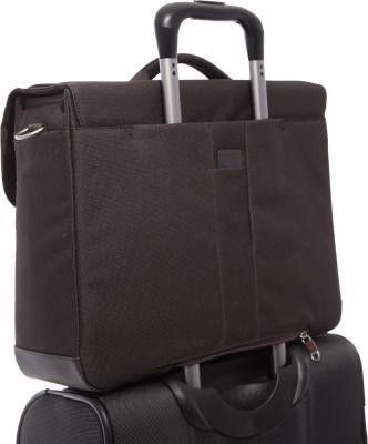 Кейс для ноутбука Samsonite Cordoba Duo Brown (V93-03018) - крепление к чемодану