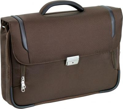 Кейс для ноутбука Samsonite X-Blade Business Brown (V71-03102) - общий вид