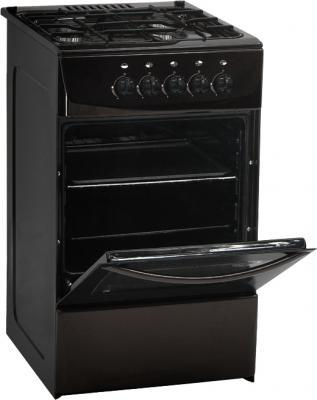Кухонная плита Nord ПГ4-104-3А BK - общий вид