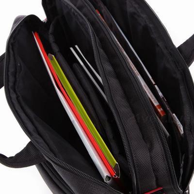 Сумка для ноутбука Samsonite Flexxea Black-Red (11U-09002) - внутренние отделения