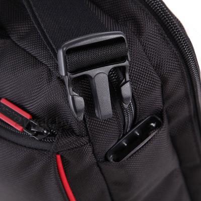 Сумка для ноутбука Samsonite Flexxea Black-Red (11U-09002) - крепление ремня