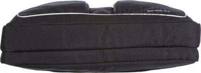 Сумка для ноутбука Samsonite Flexxea Black-Gray (11U-29002) - вид лежа