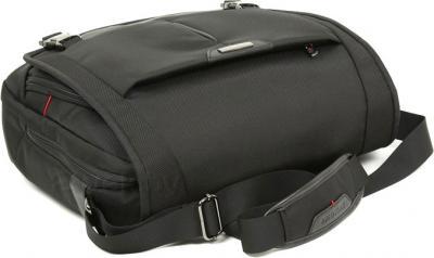 Сумка для ноутбука Samsonite Pro-DLX Black (V84-09015) - вид лежа