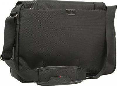 Сумка для ноутбука Samsonite Pro-DLX Black (V84-09015) - вид сзади
