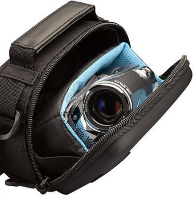 Сумка для фотоаппарата Case Logic EHC-103K - с камерой внутри