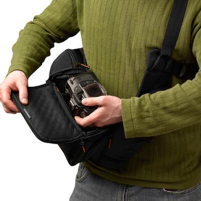 Сумка для фотоаппарата Case Logic SLRC-205  (Black) - общий вид