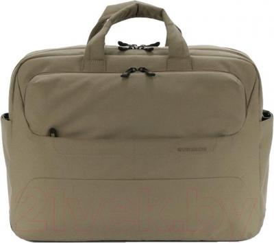 Сумка для ноутбука Tucano CarryingCase&Backpack Piuma Double Beige (BPD-BE) - общий вид