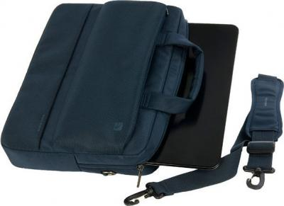 Сумка для ноутбука Tucano Dritta Slim Bag Black (BDR1314)