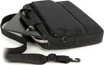 Сумка для ноутбука Tucano Dritta Slim Bag Black (BDR15)