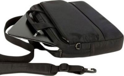 Сумка для ноутбука Tucano Dritta Slim Bag BDR17 (черный)