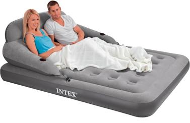 Надувной диван-кровать Intex Convertible Lounge Bed 68916 - общий вид
