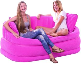 Надувной диван-кровать Intex 68573 - общий вид
