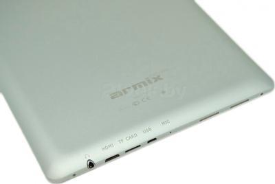 Планшет Armix PAD-940 Retina 16GB - вид сзади