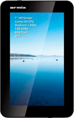 Планшет Armix PAD-720 HD 8GB - общий вид