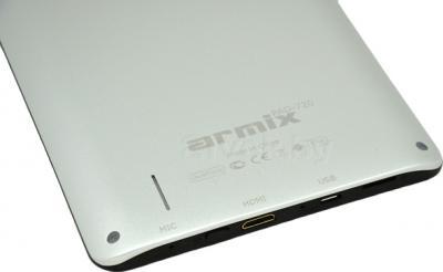 Планшет Armix PAD-720 HD 8GB - вид сзади
