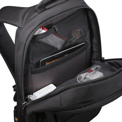 Рюкзак для ноутбука Case Logic MLBP-115GY - с открытой молнией