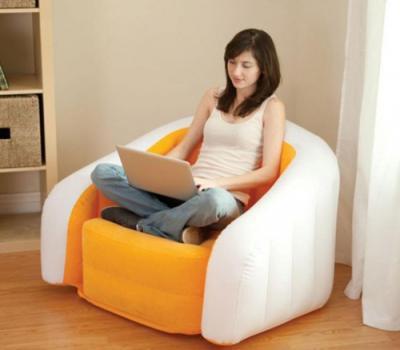 Надувное кресло Intex 68571 - в интерьере