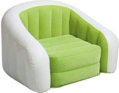 Надувное кресло Intex 68571 - варианты расцветки