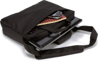 Сумка для ноутбука Tucano Start Plus Black (BSTP)