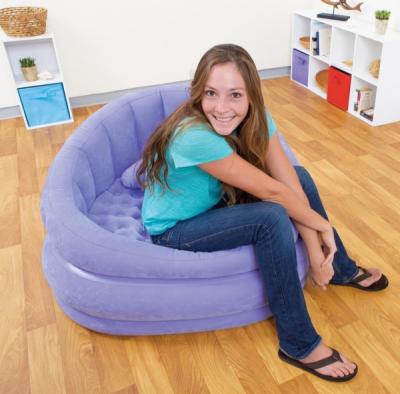 Надувное кресло Intex 68563 - общий вид