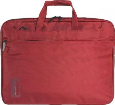 Сумка для ноутбука Tucano WorkOut Red (WOPC-L-R) - общий вид