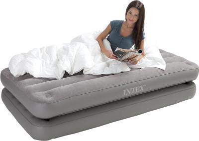 Надувная кровать Intex 67743 - общий вид