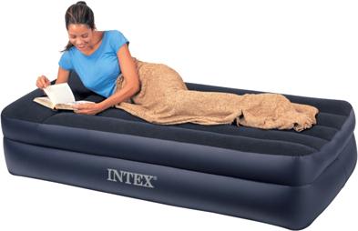 Надувная кровать Intex 66706 - общий вид